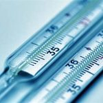 Изменение температуры при артрите
