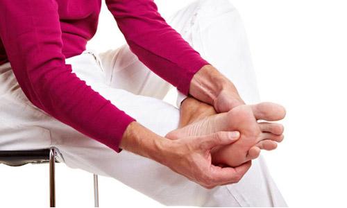 Проблема подагрического артрита суставов