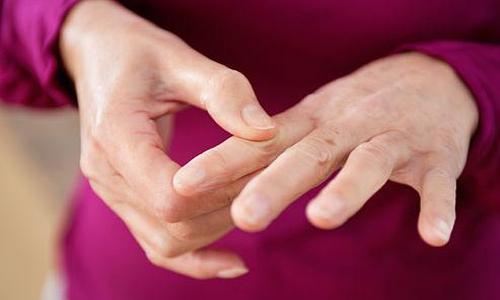 Проблема псориатического артрита
